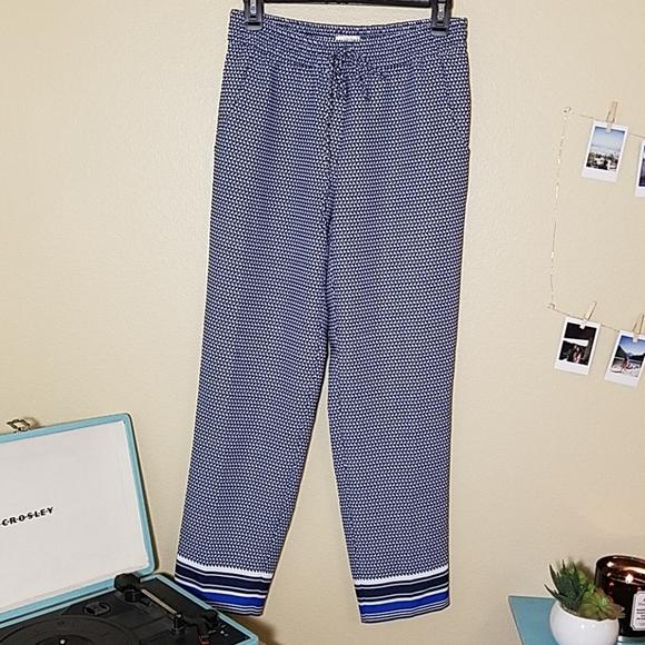 J. Crew Pants - J.Crew elastic waist drawstring pants slacks